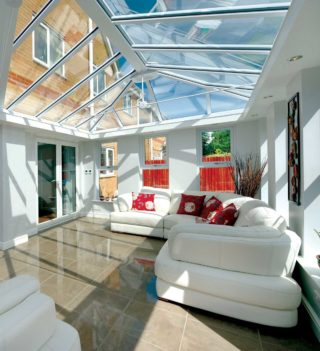 Thermally Efficient Conservatories