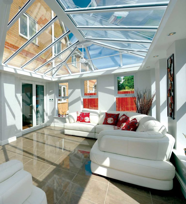What is the Best Conservatory Roof Material?