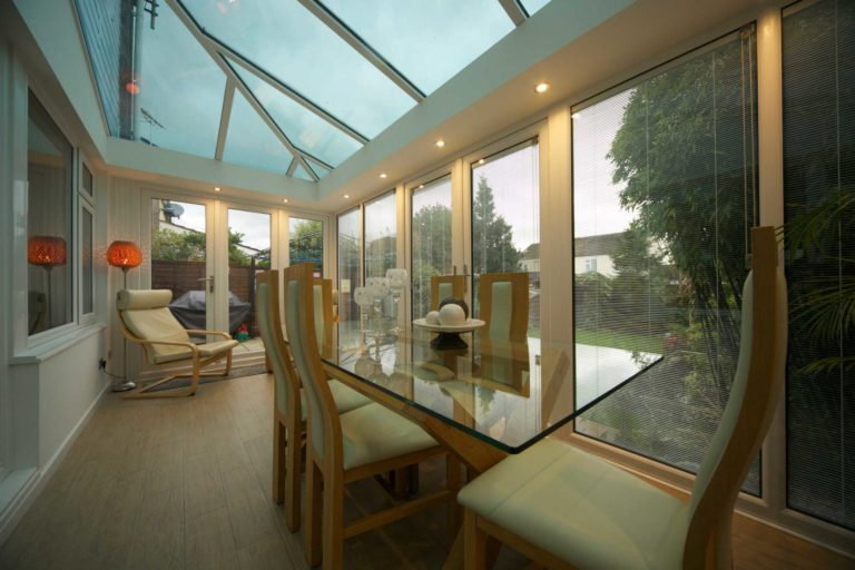 Conservatory & Orangery Differences