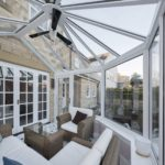 Glazed Roof Conservatories