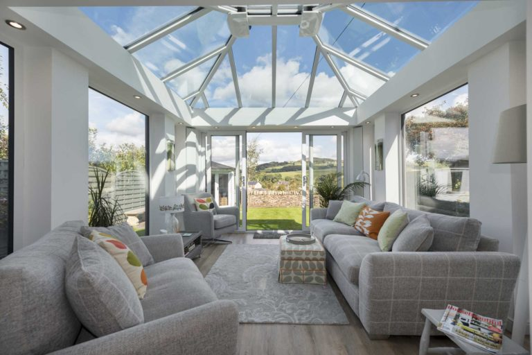 Glass Extensions Clitheroe