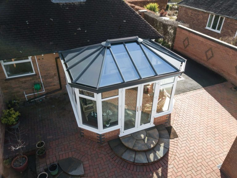 Ultraframe Solid Conservatory Roofs Lancashire