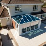 Glass Roof Conservatory Lancashire