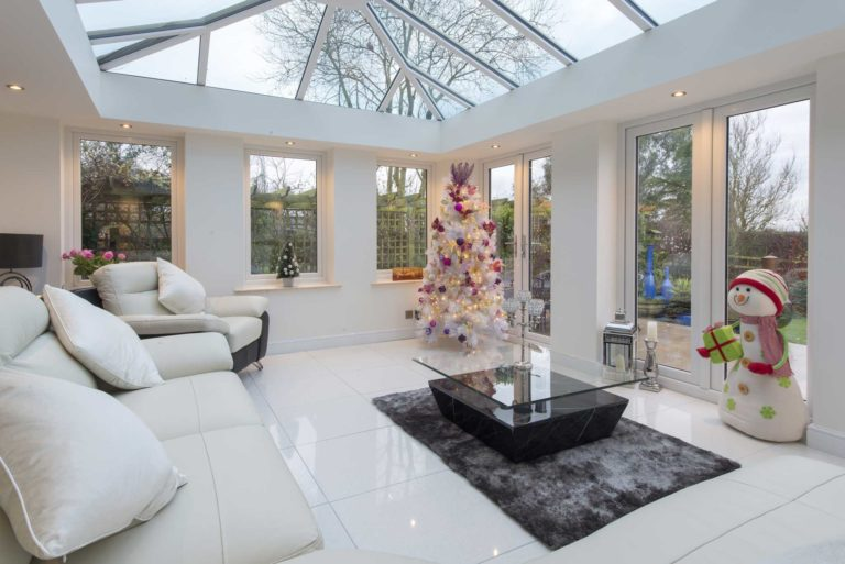 Glass Extensions Online Quote
