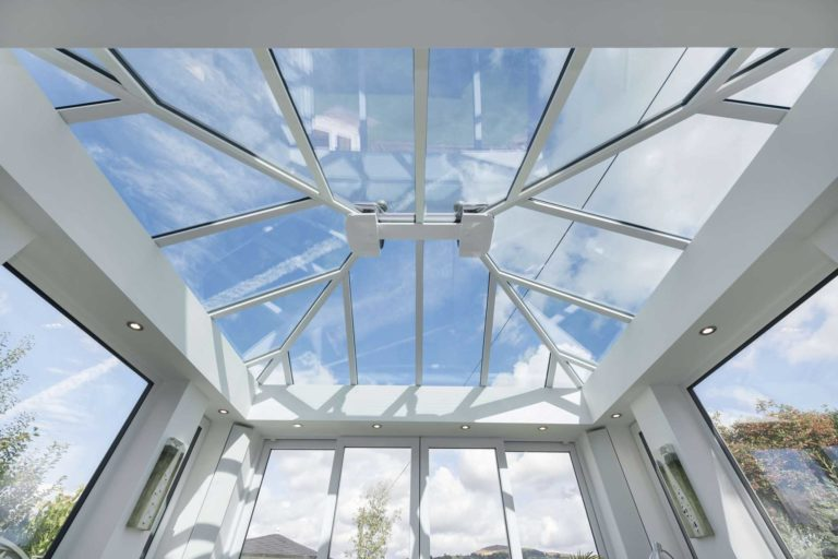 Glass Conservatory Roof Clitheroe