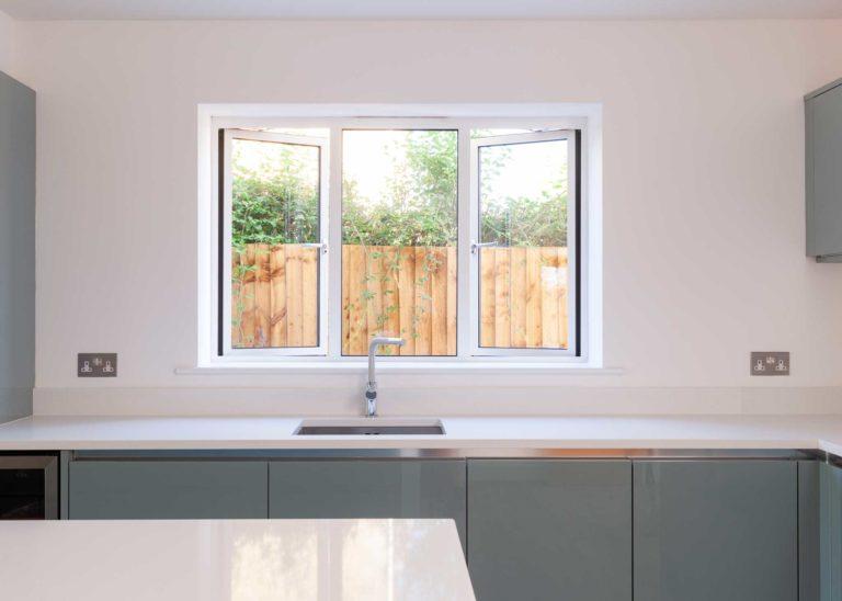 Double Glazed Aluminium Windows