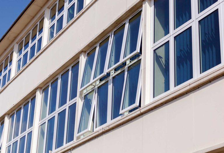 Top Hung Aluminium Windows