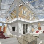 P-Shaped Conservatories Ultraframe