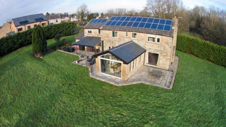 Bespoke House Extensions Lancashire
