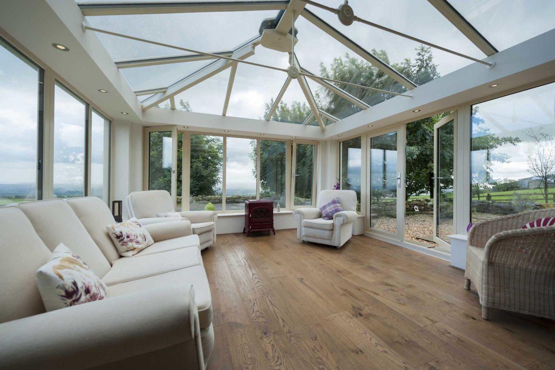 Glass Roof Conservatories Lancashire