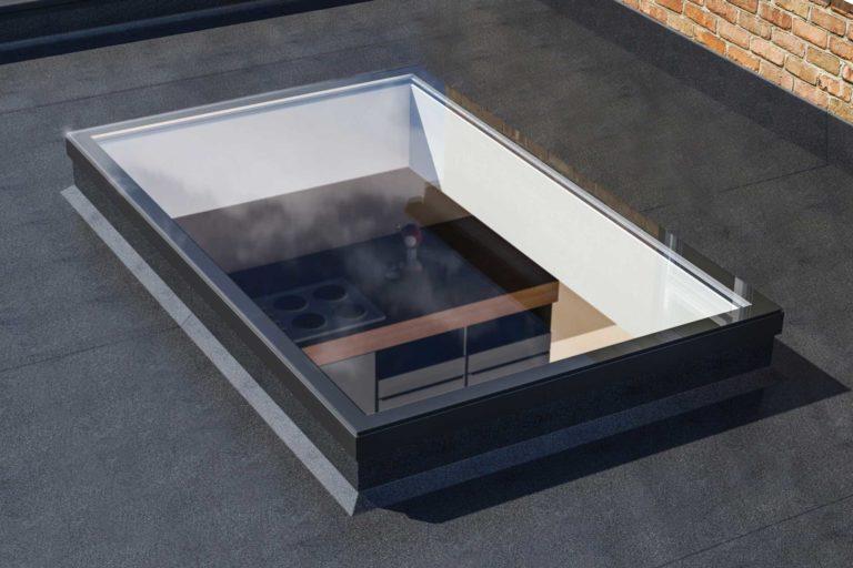 Flat Rooflights Clitheroe