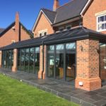 Glass Extensions Ultraframe