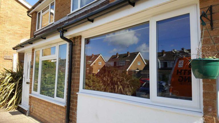 Fixed Frame uPVC Windows Lancashire