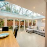Glass Roof Extensions Lancashire