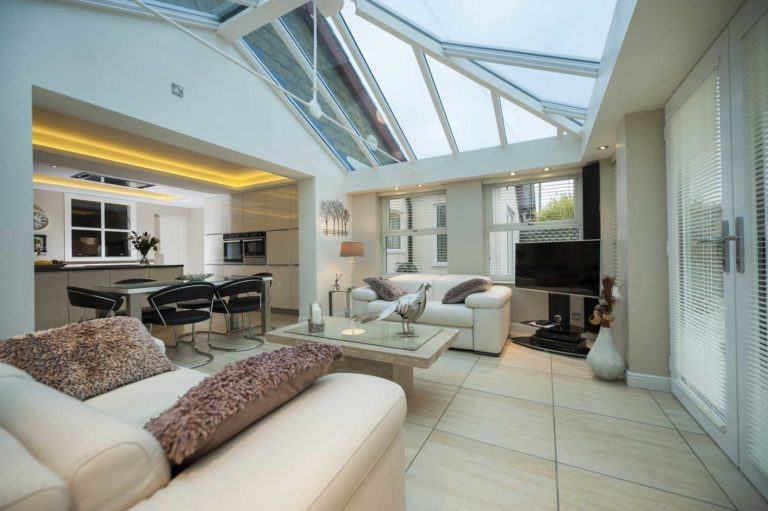 Glass Extension Prices Clitheroe