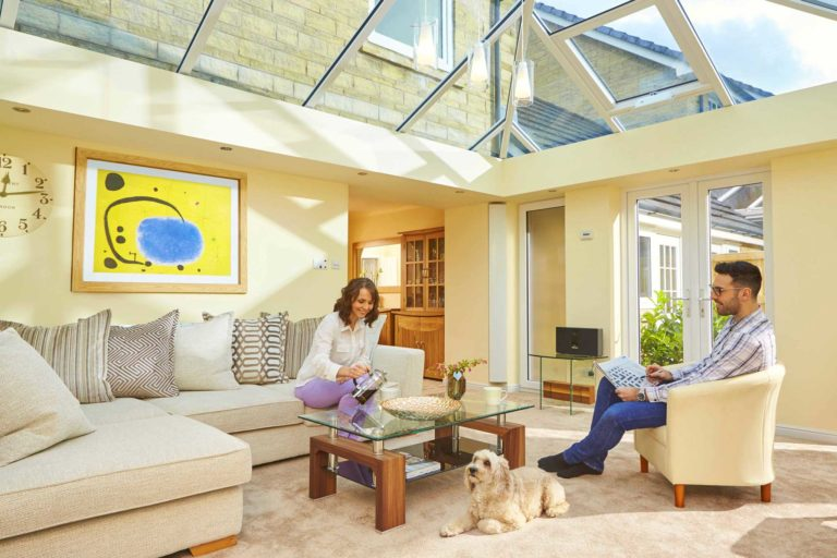 Glass Conservatory Replacement Roofs