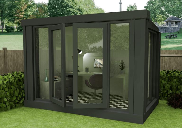 Garden Office, Clitheroe