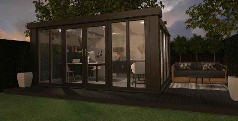 Garden Room Cost Clitheroe Lancashire